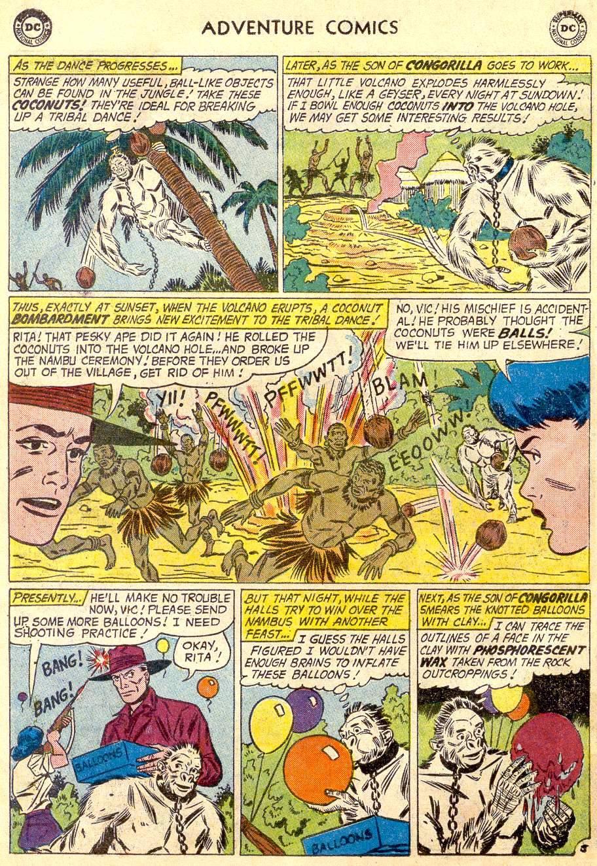 Read online Adventure Comics (1938) comic -  Issue #271 - 22