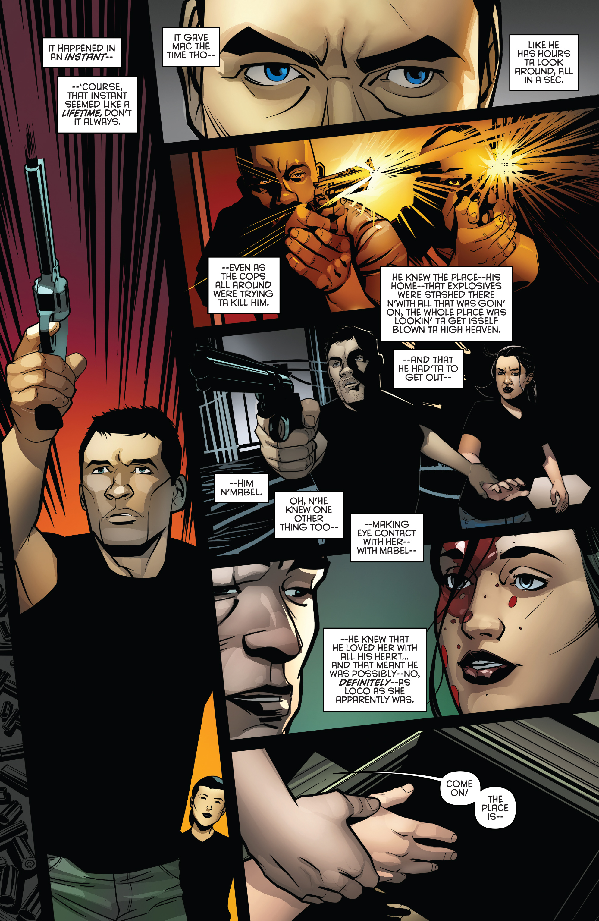 Read online Grand Passion comic -  Issue #5 - 3