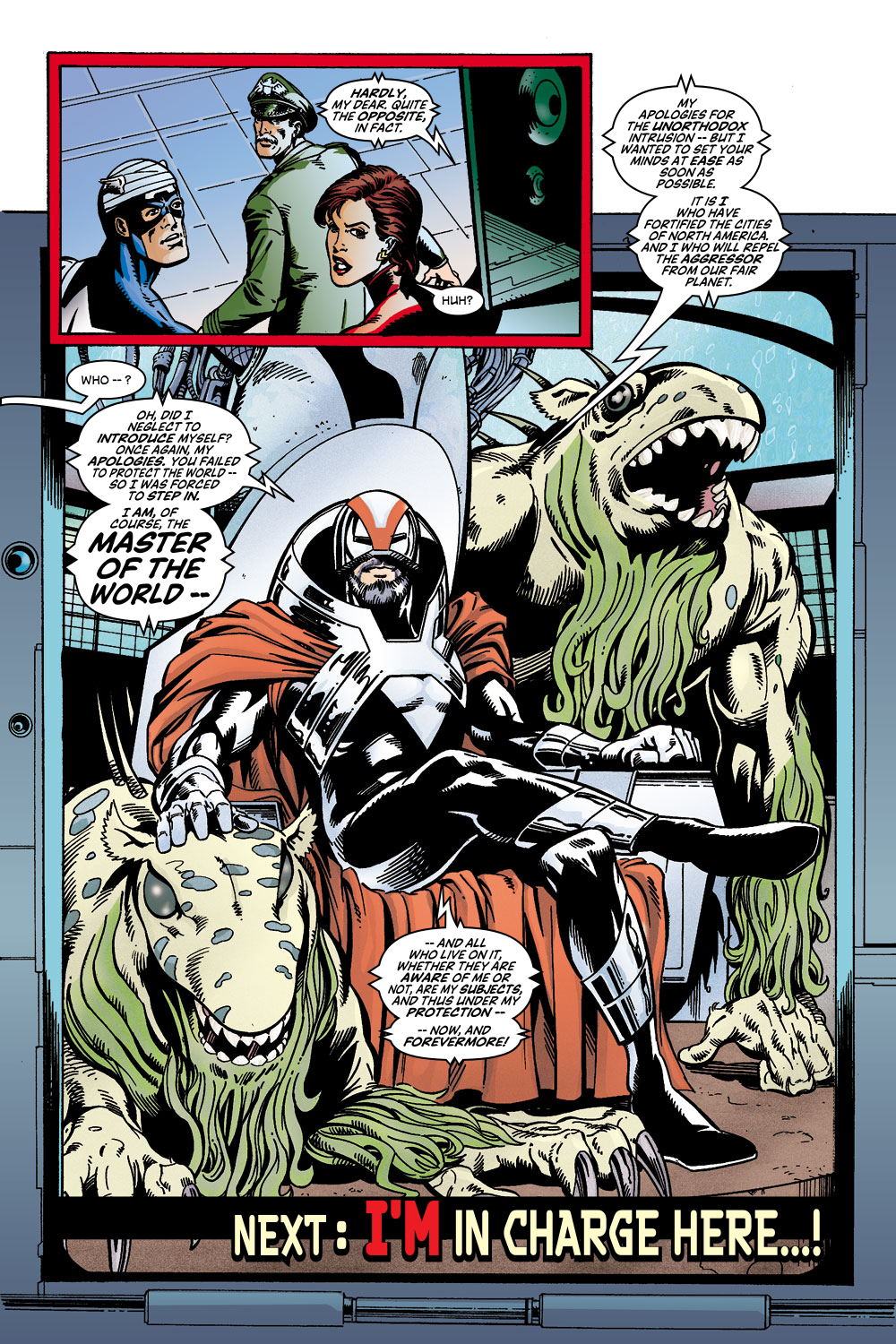 Read online Avengers (1998) comic -  Issue #45 - 22