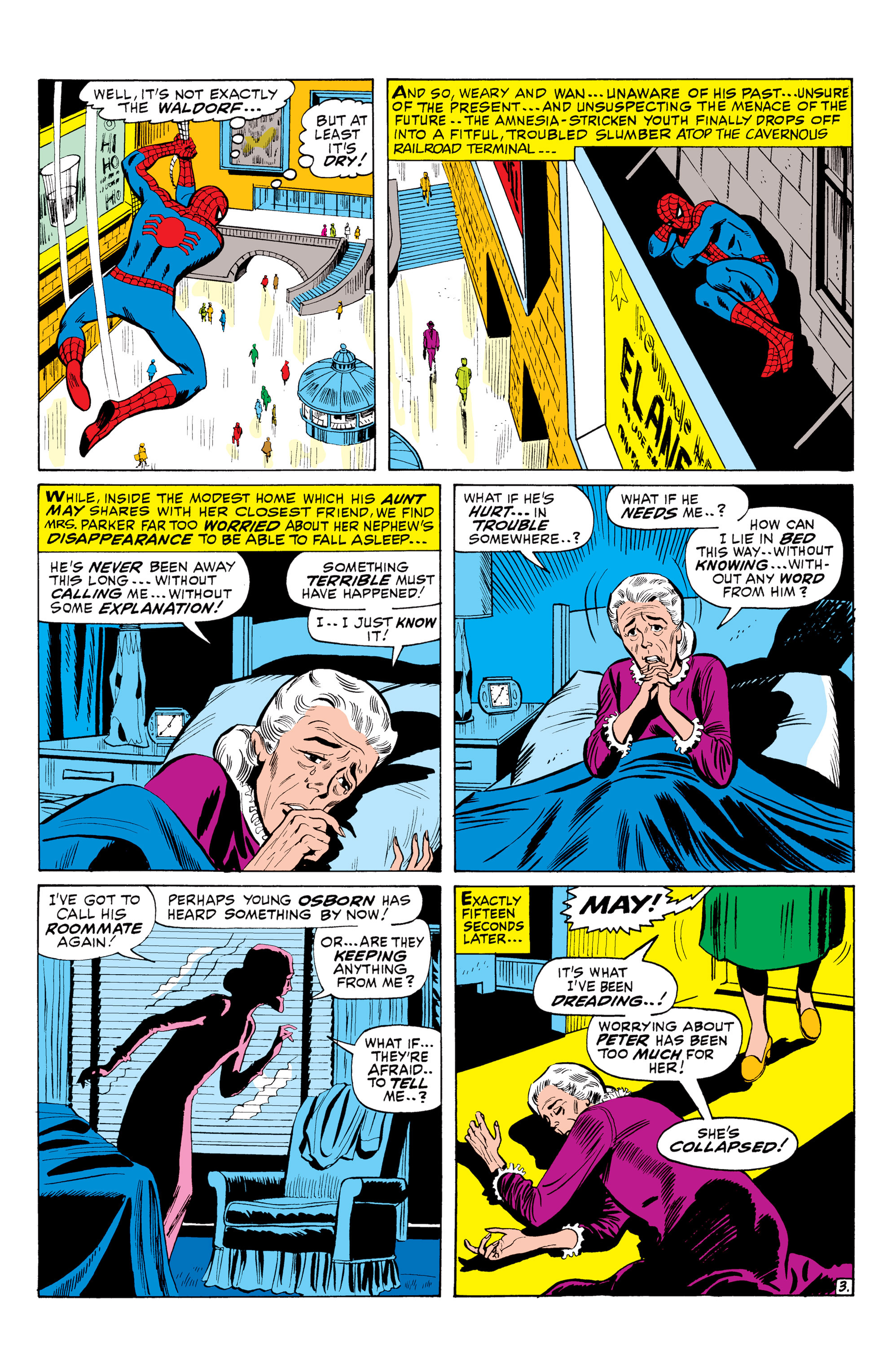 The Amazing Spider-Man (1963) 57 Page 3
