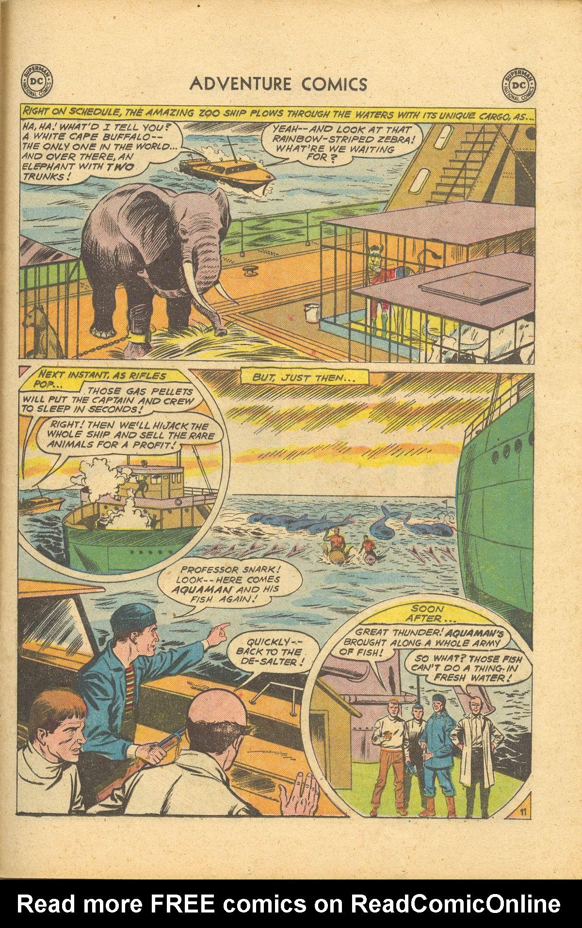 Read online Adventure Comics (1938) comic -  Issue #284 - 29