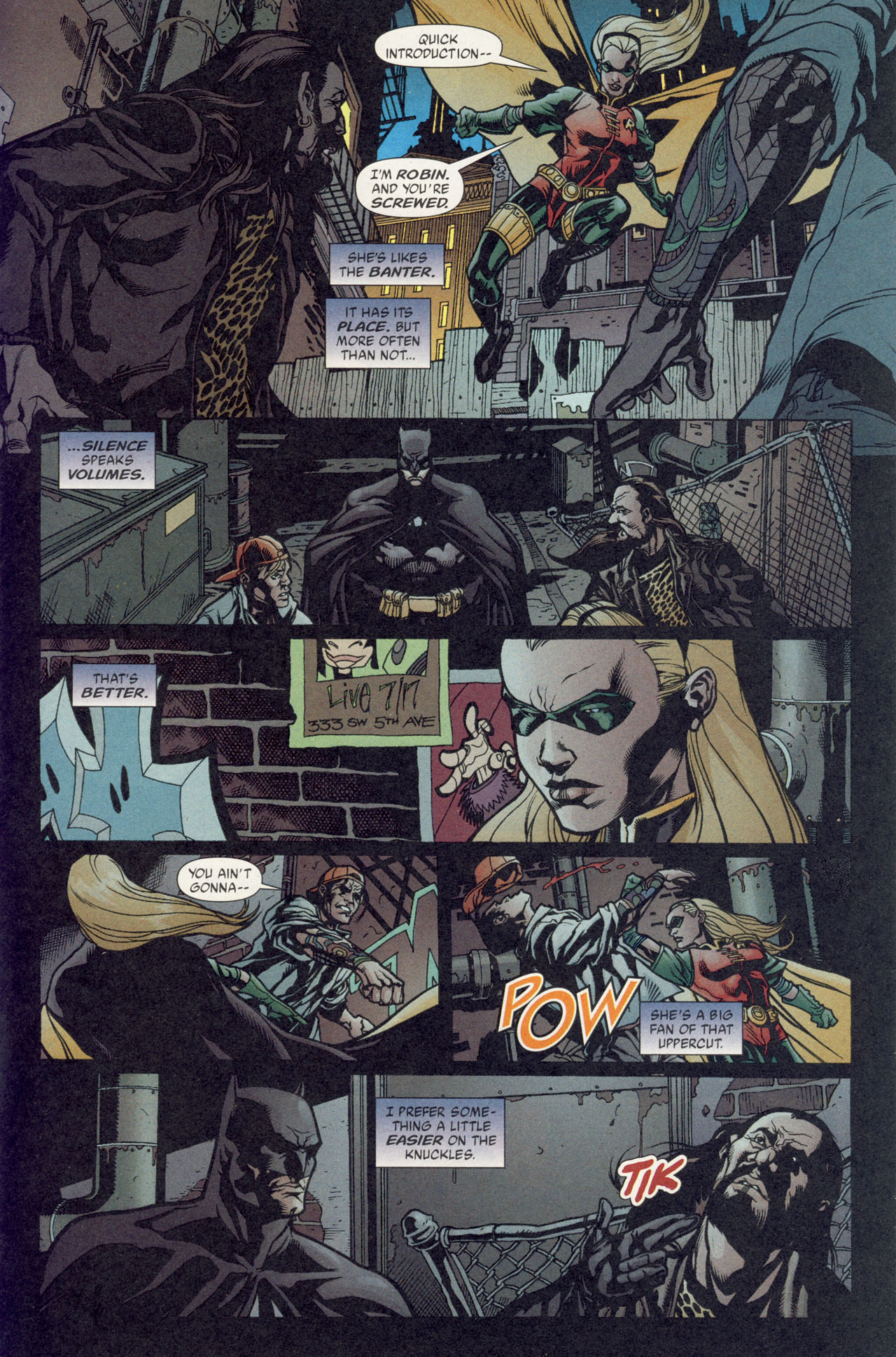 Read online Batman War Drums comic -  Issue # TPB - 180