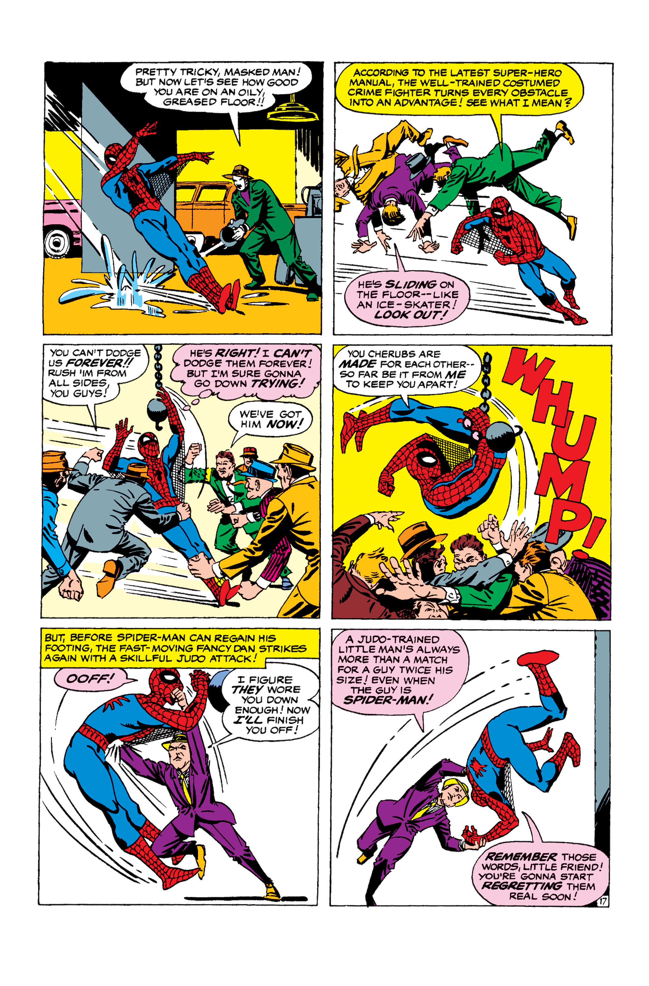 The Amazing Spider-Man (1963) 10 Page 17