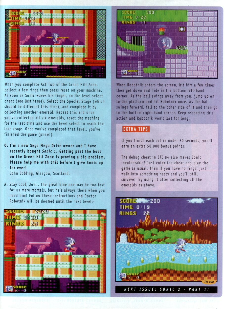 Read online Sonic the Comic comic -  Issue #85 - 25