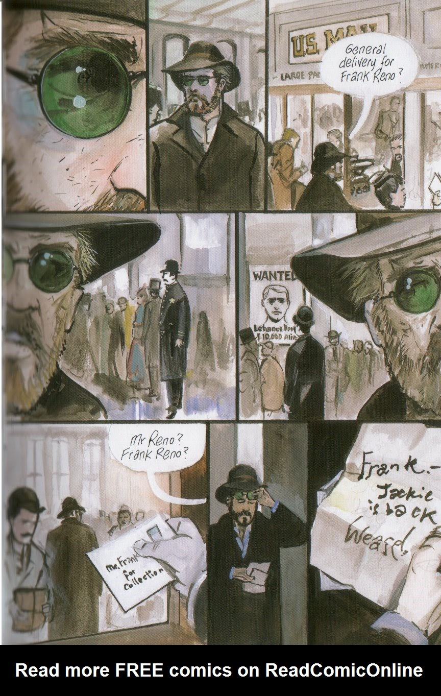 Read online The Black Diamond Detective Agency comic -  Issue # TPB - 57