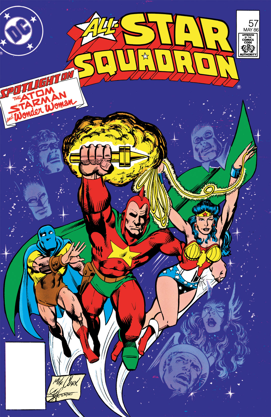 Read online All-Star Squadron comic -  Issue #57 - 1