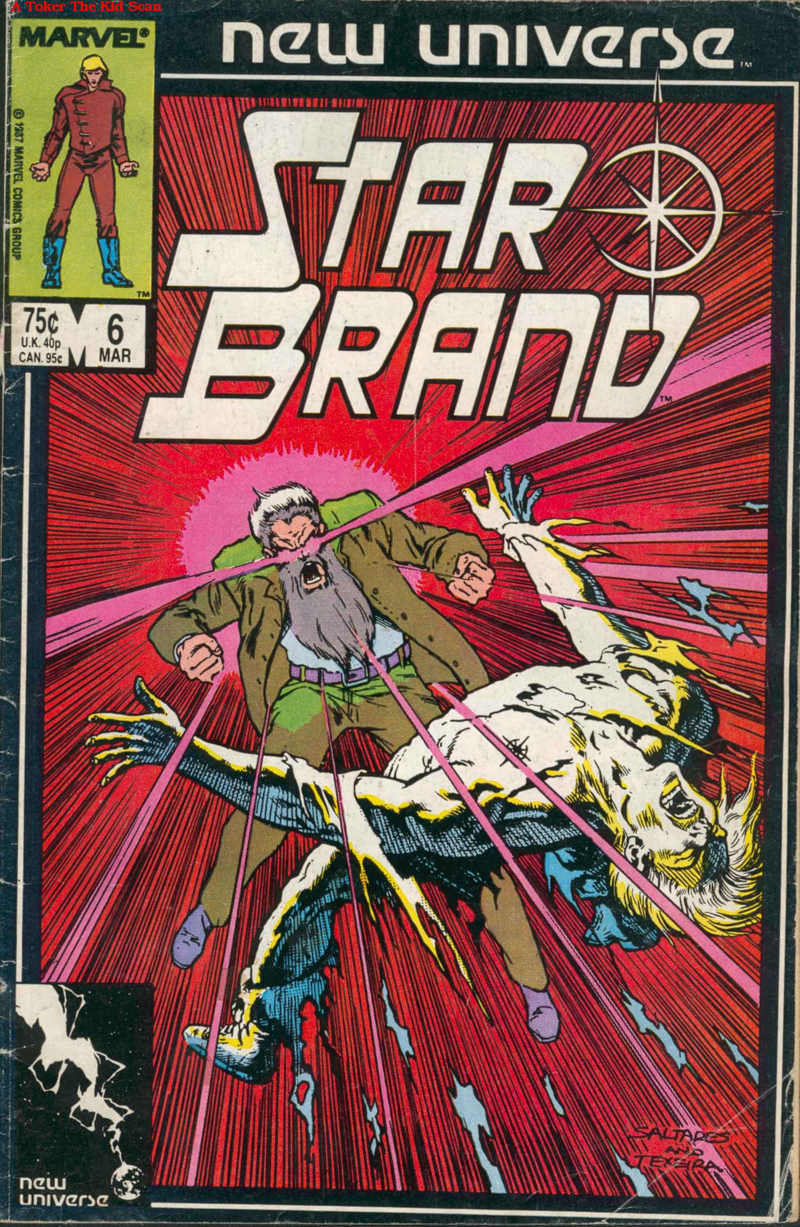 Read online Star Brand comic -  Issue #6 - 1