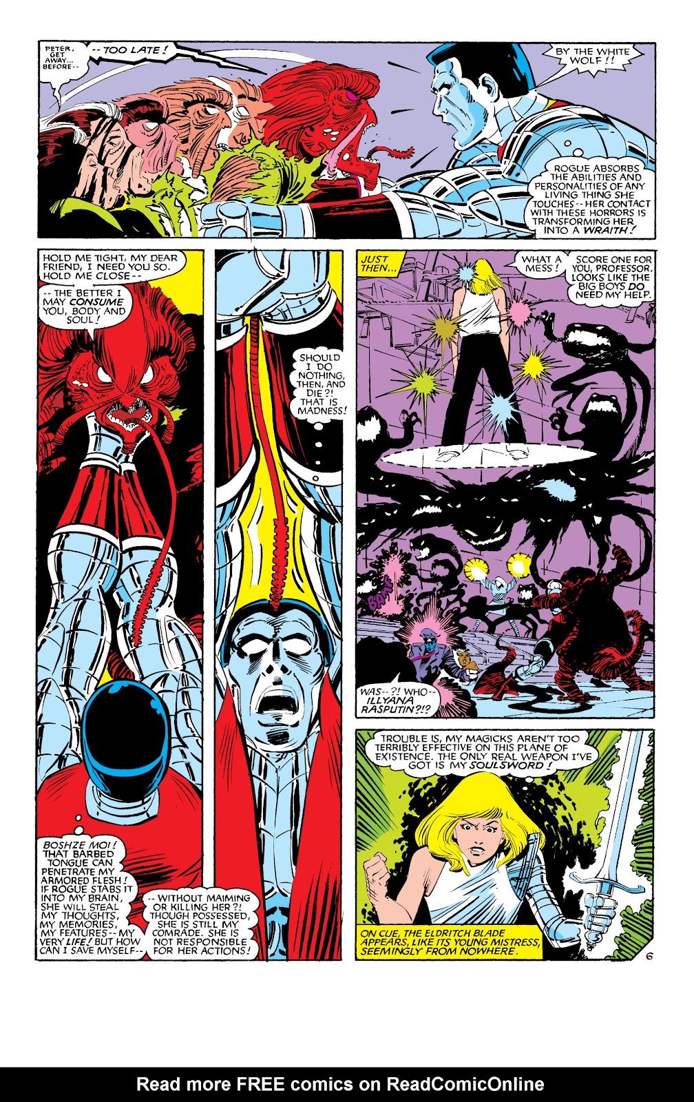 Uncanny X-Men (1963) issue 188 - Page 7
