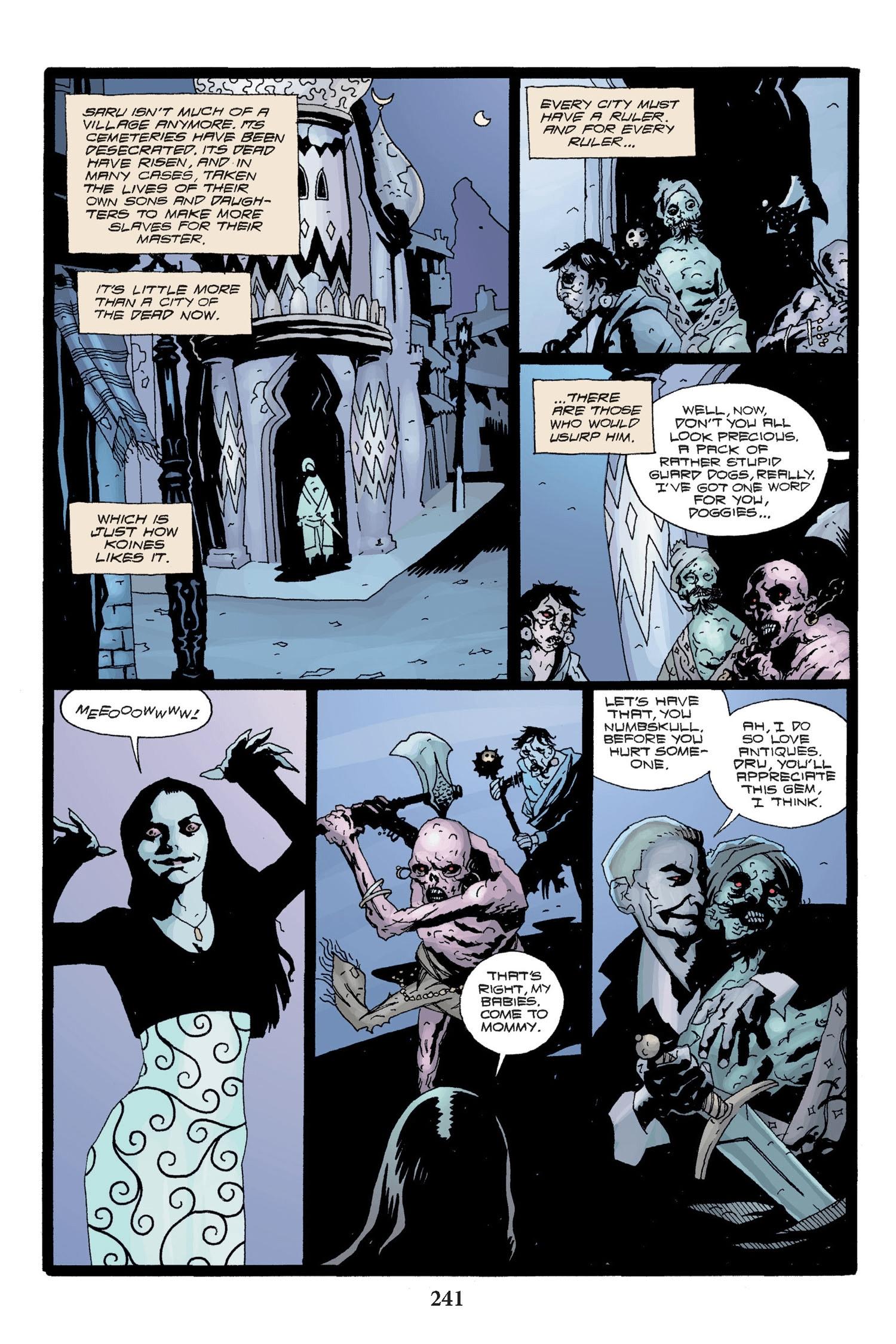 Read online Buffy the Vampire Slayer: Omnibus comic -  Issue # TPB 2 - 234