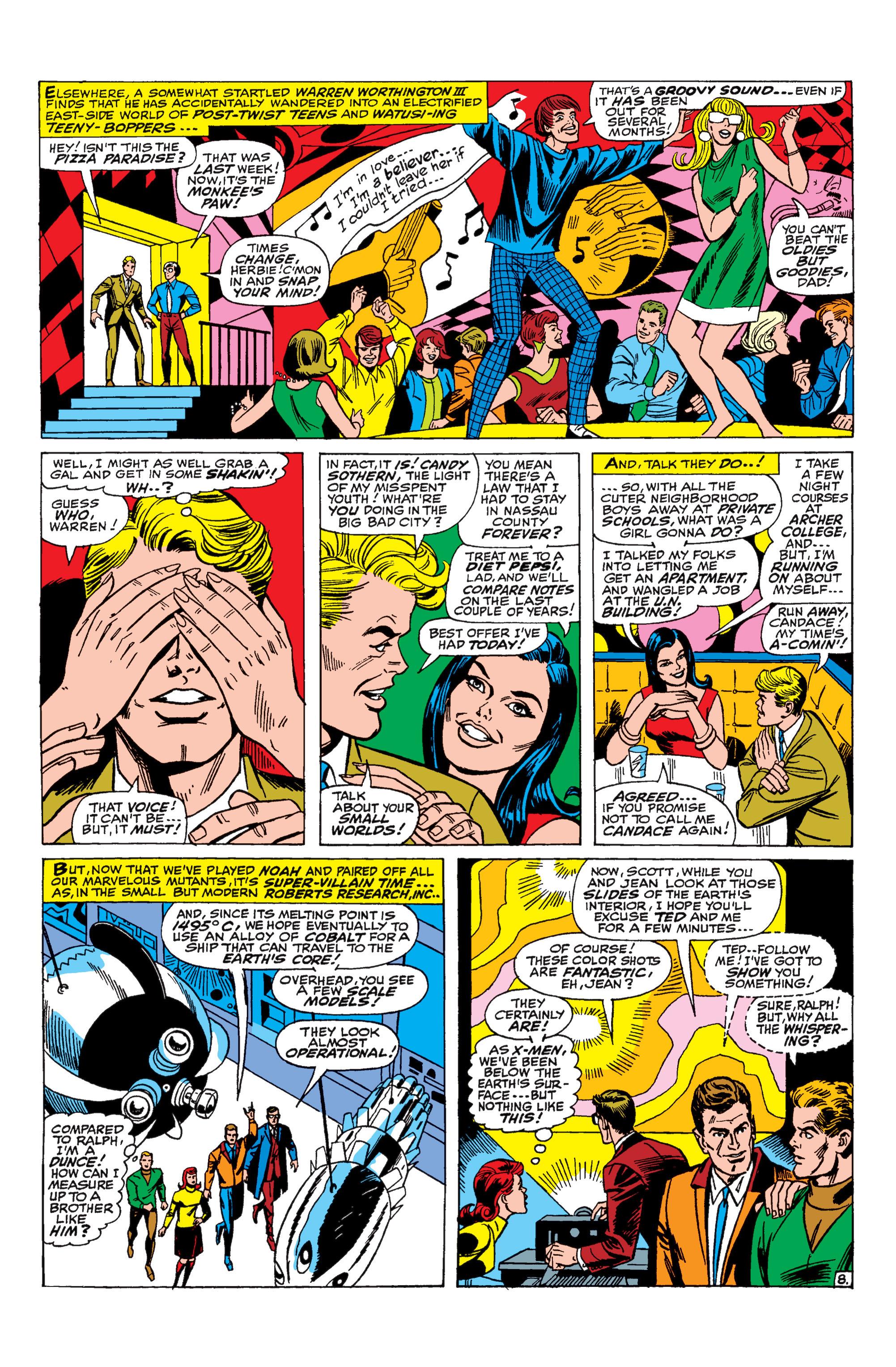 Read online Uncanny X-Men (1963) comic -  Issue #31 - 9