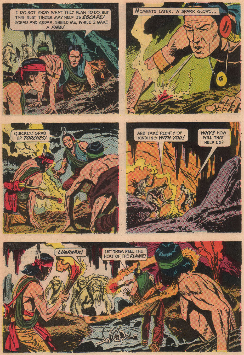 Read online Turok, Son of Stone comic -  Issue #48 - 14