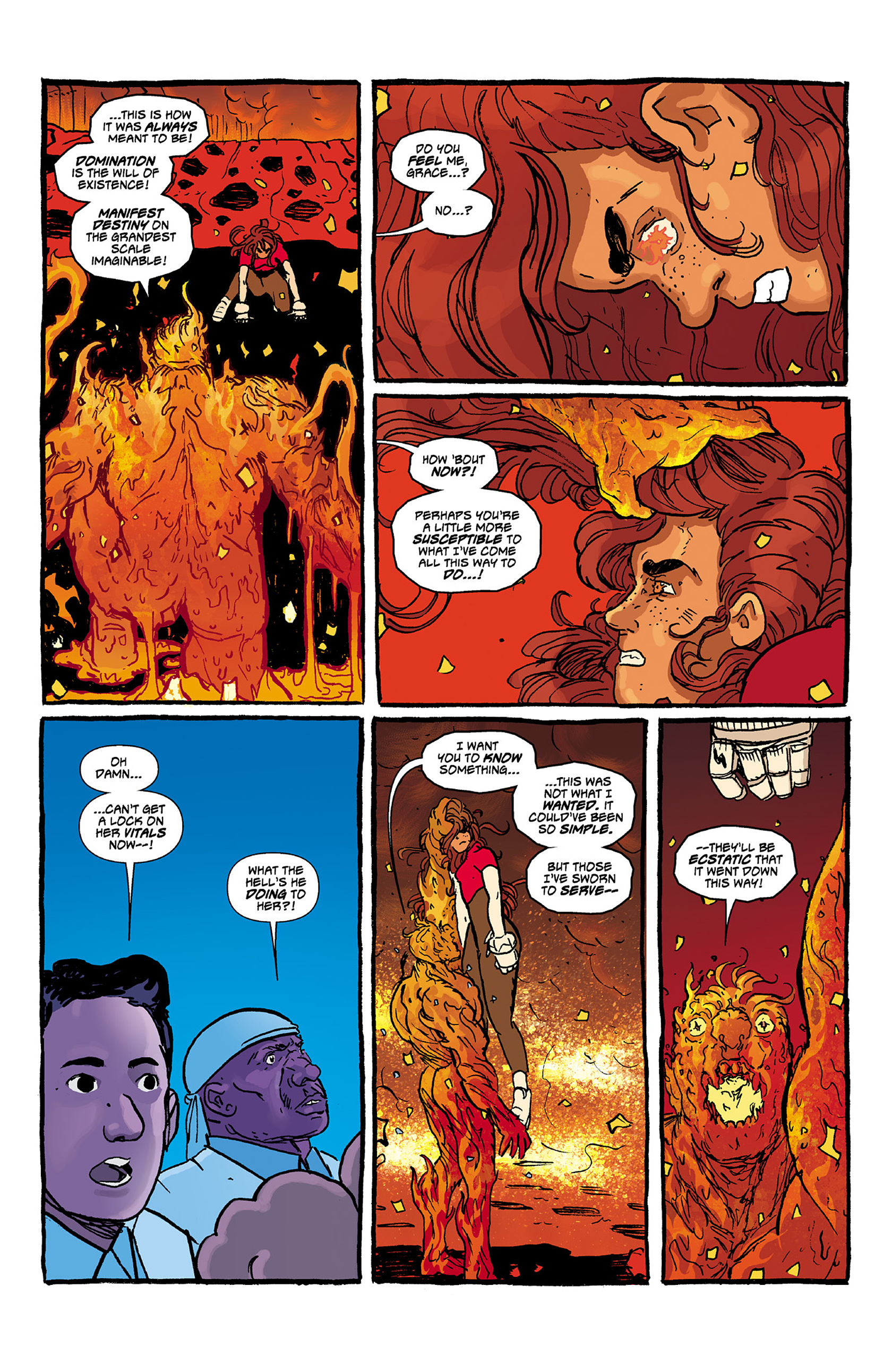 Read online Catalyst Comix comic -  Issue #6 - 11