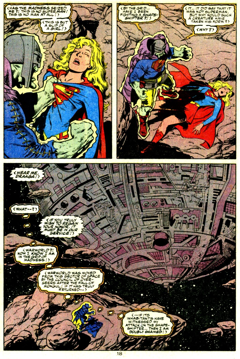 Read online Action Comics (1938) comic -  Issue #674 - 19