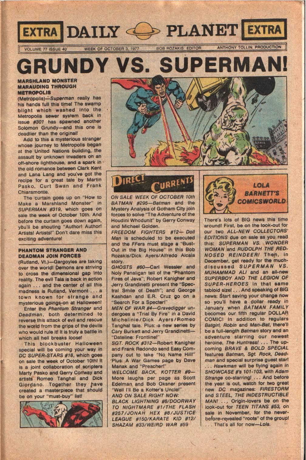 Read online Shazam! (1973) comic -  Issue #33 - 33