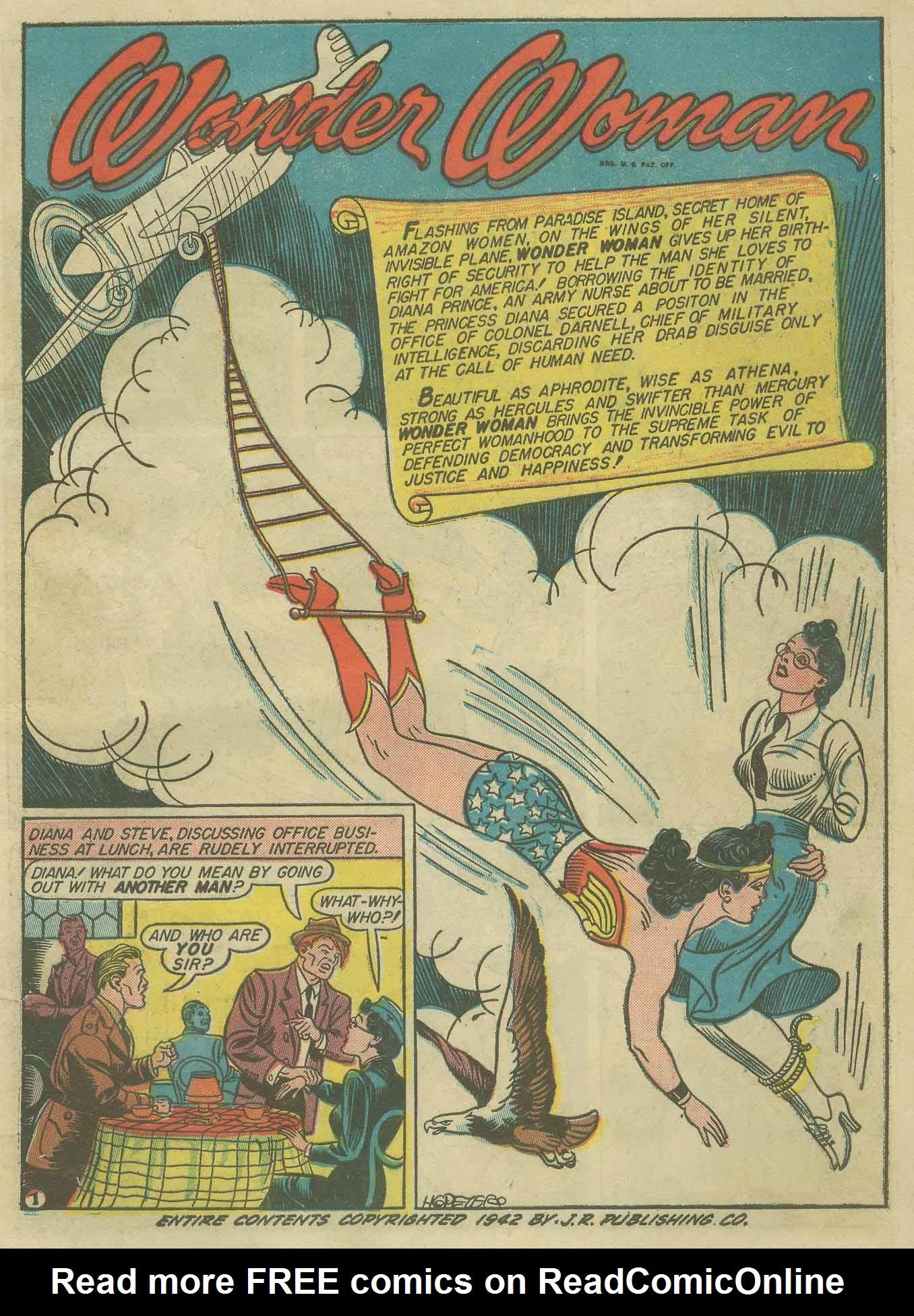 Read online Sensation (Mystery) Comics comic -  Issue #9 - 3