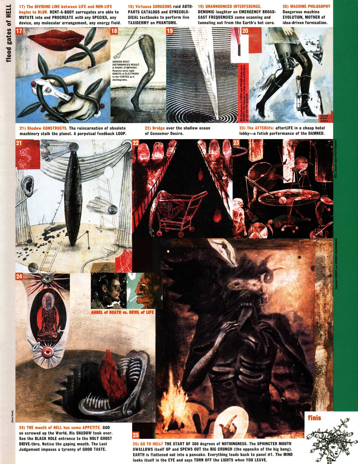 Read online Snake Eyes comic -  Issue #3 - 53