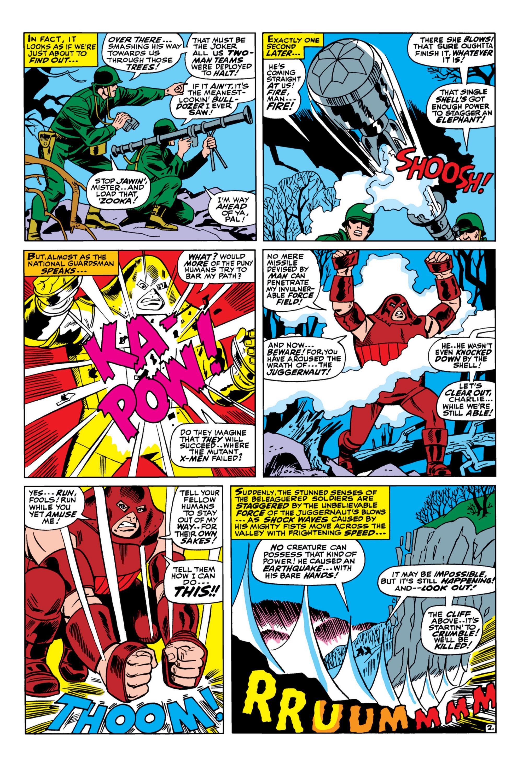 Uncanny X-Men (1963) 33 Page 2