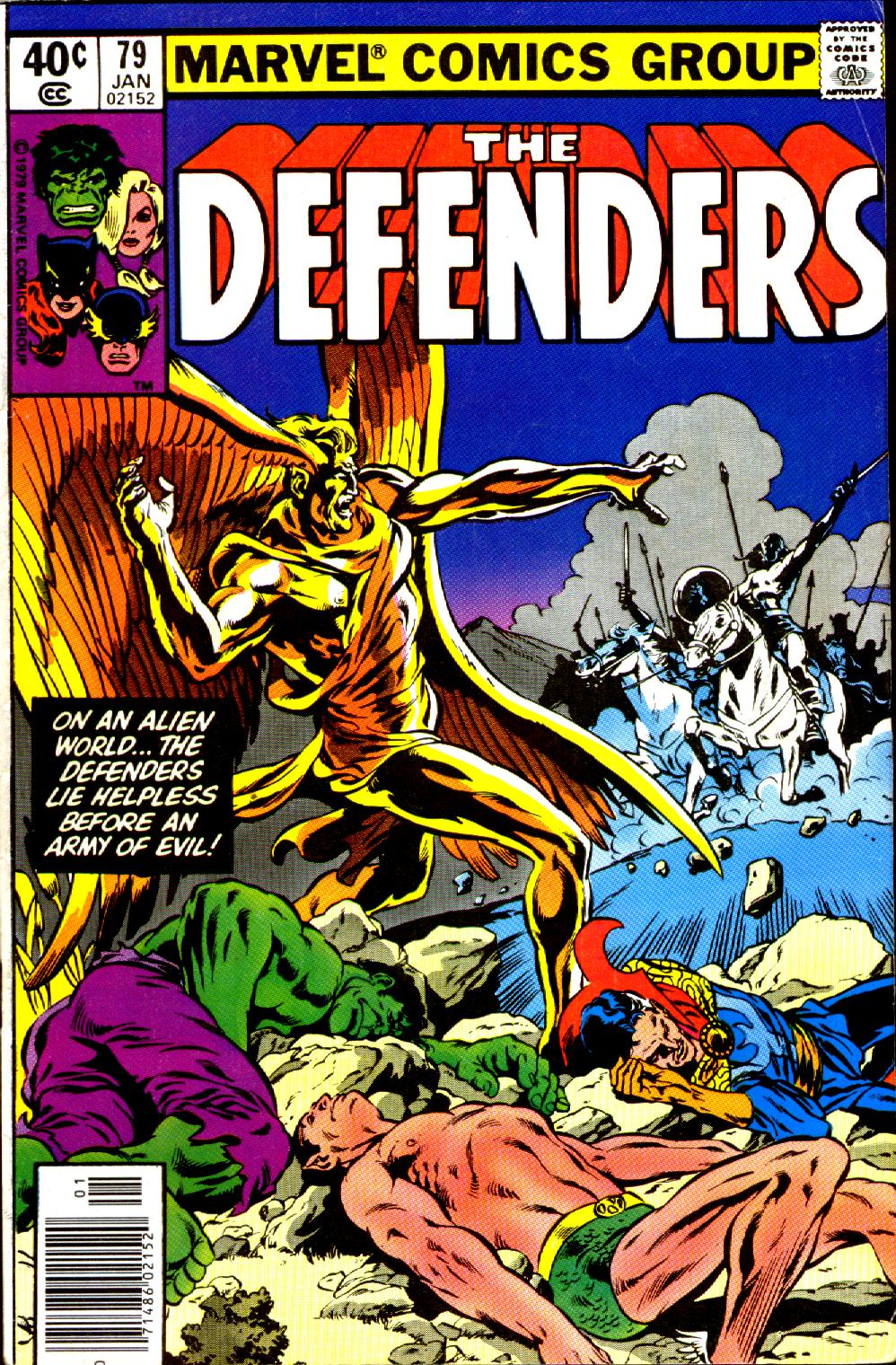 The Defenders (1972) 79 Page 1