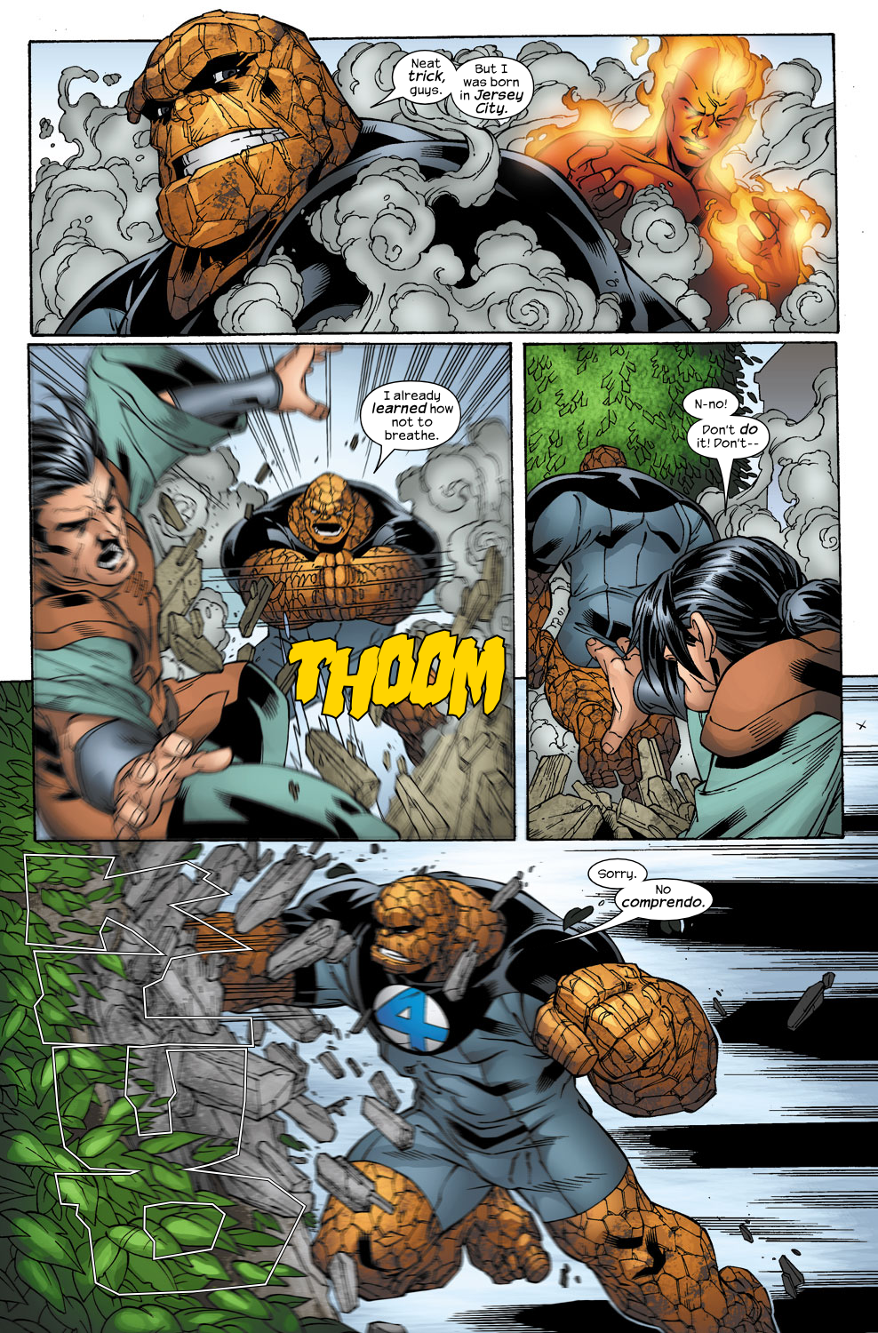 Read online Ultimate Fantastic Four (2004) comic -  Issue #40 - 20