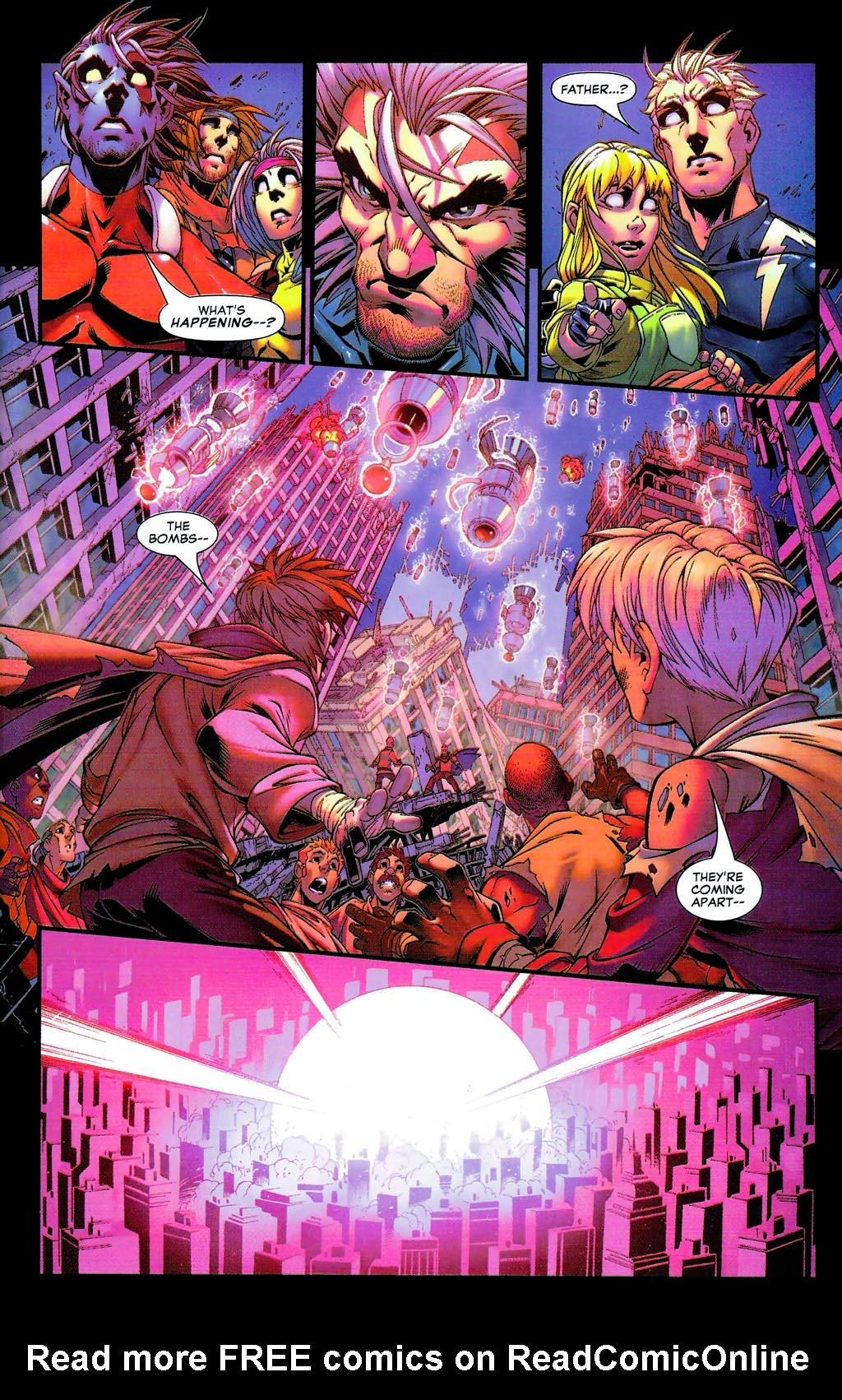 Read online Age of Apocalypse (2005) comic -  Issue #0 - 27