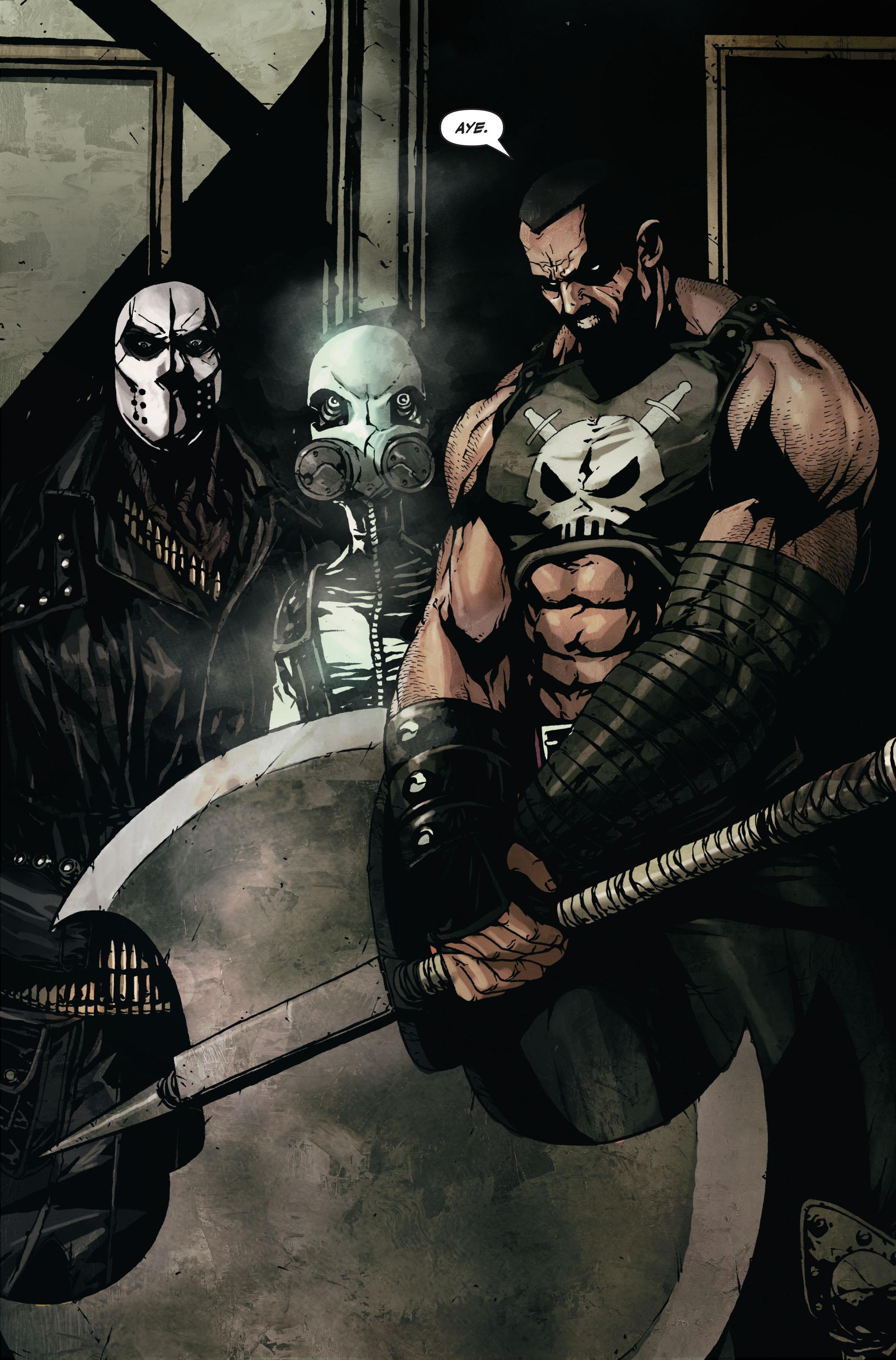 Read online Secret Warriors comic -  Issue #7 - 14