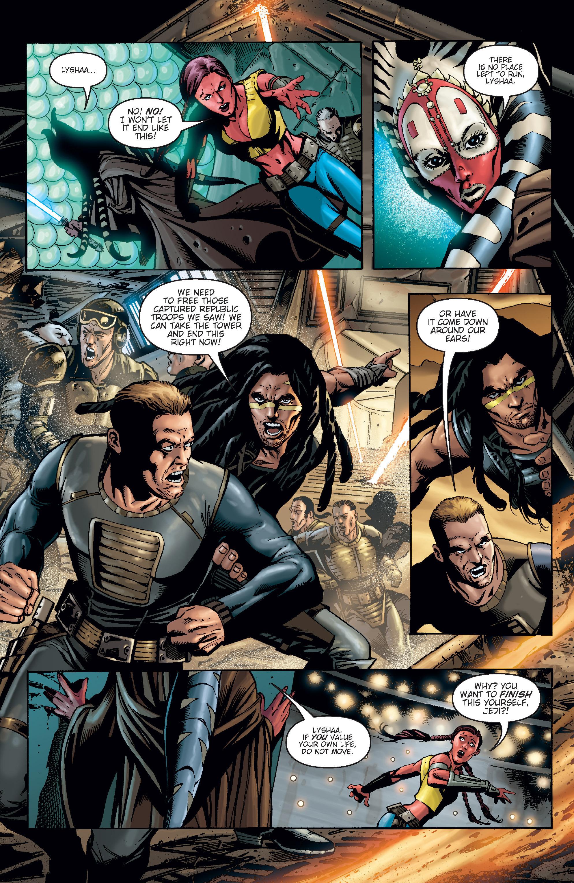 Read online Star Wars Omnibus comic -  Issue # Vol. 24 - 226