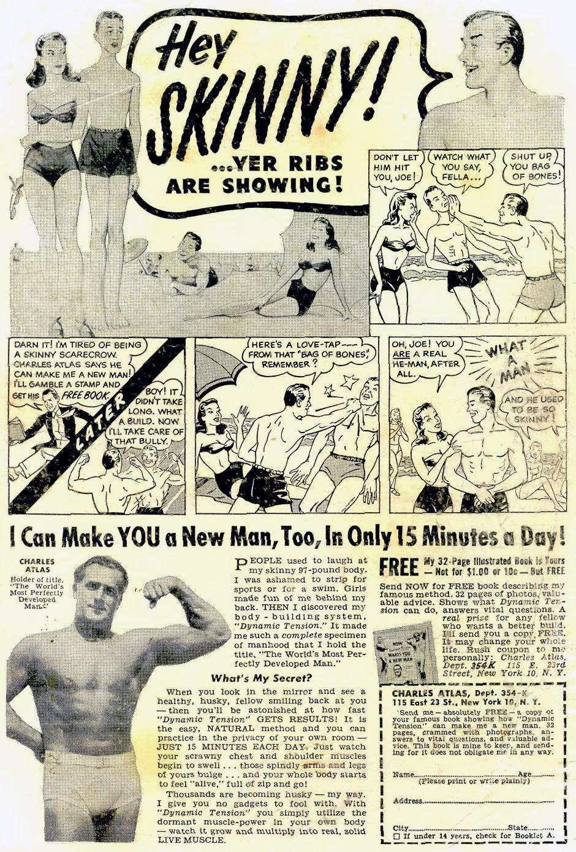 Read online Adventure Comics (1938) comic -  Issue #241 - 35