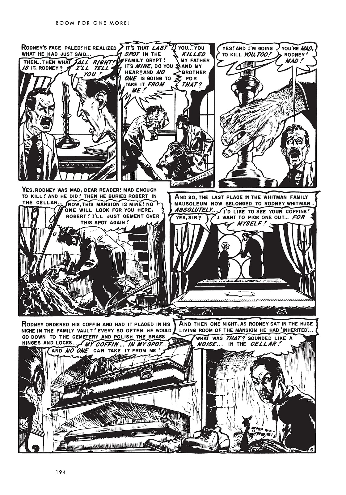 Read online Doctor of Horror and Other Stories comic -  Issue # TPB (Part 2) - 110
