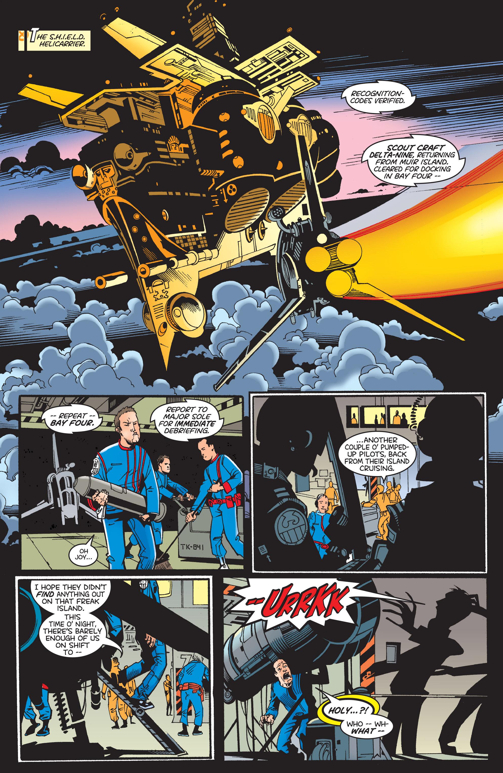 X-Men (1991) 91 Page 9