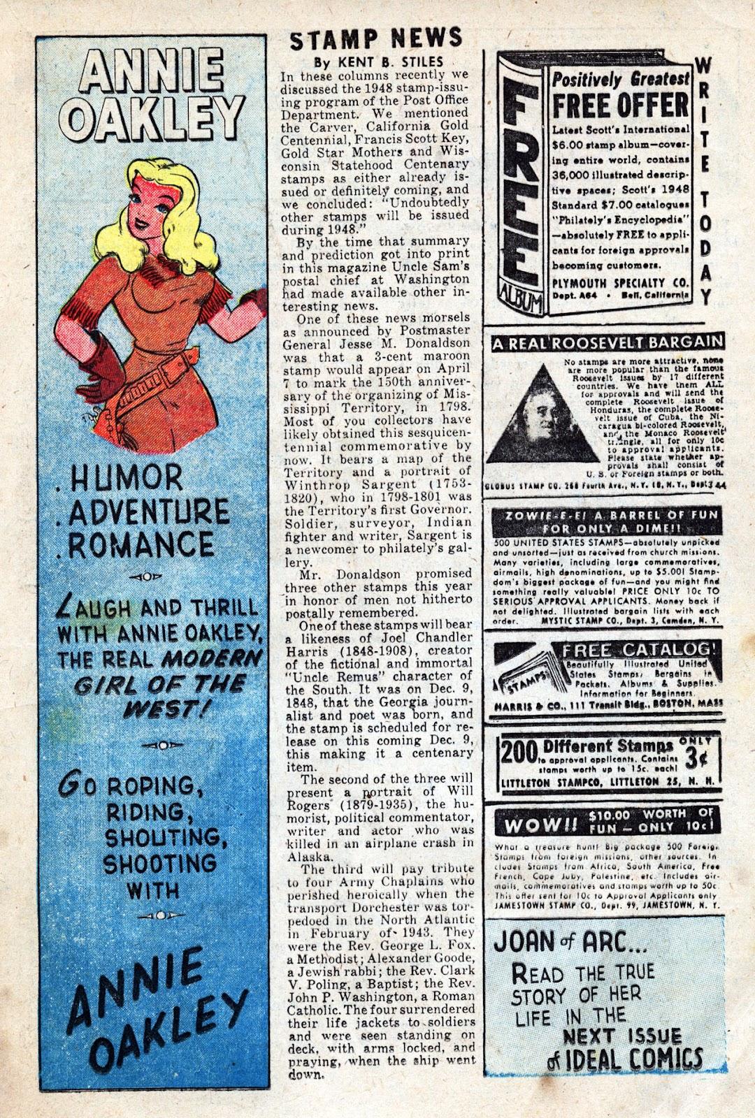 Read online Joker Comics comic -  Issue #33 - 17