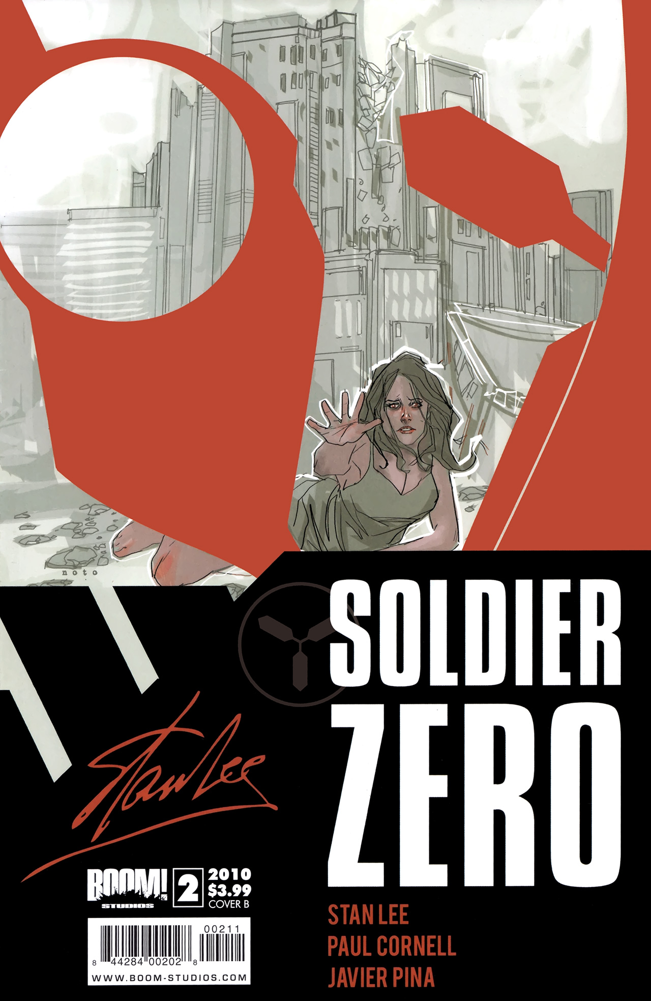 Read online Soldier Zero comic -  Issue #2 - 2