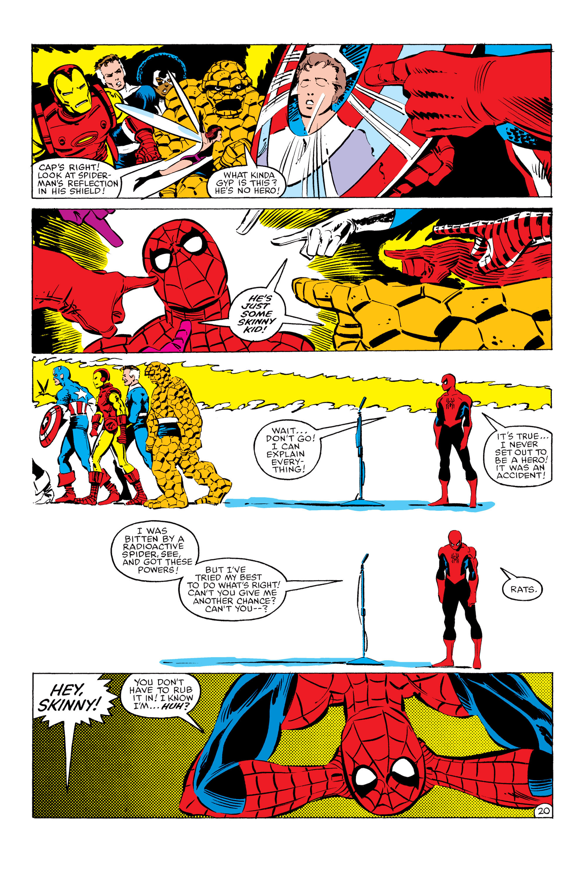 The Amazing Spider-Man (1963) 246 Page 20