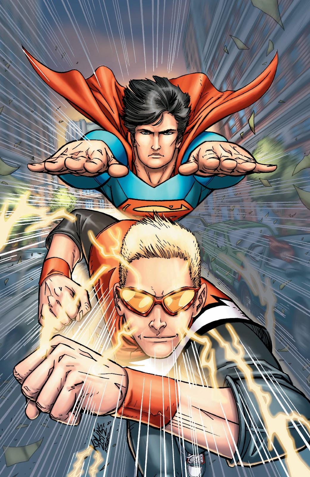 Read online Smallville Season 11 [II] comic -  Issue # TPB 3 - 5