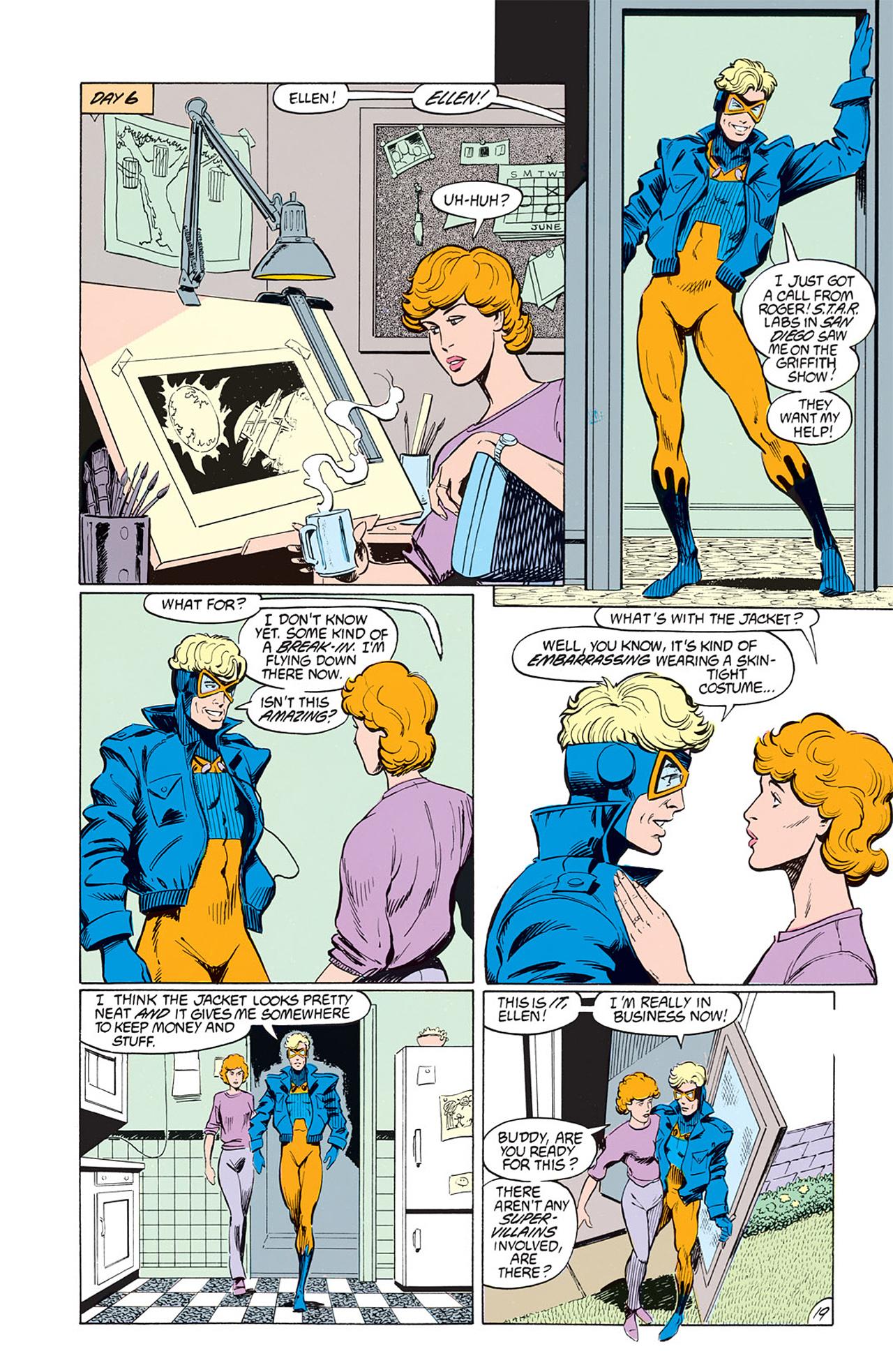 Read online Animal Man (1988) comic -  Issue #1 - 21