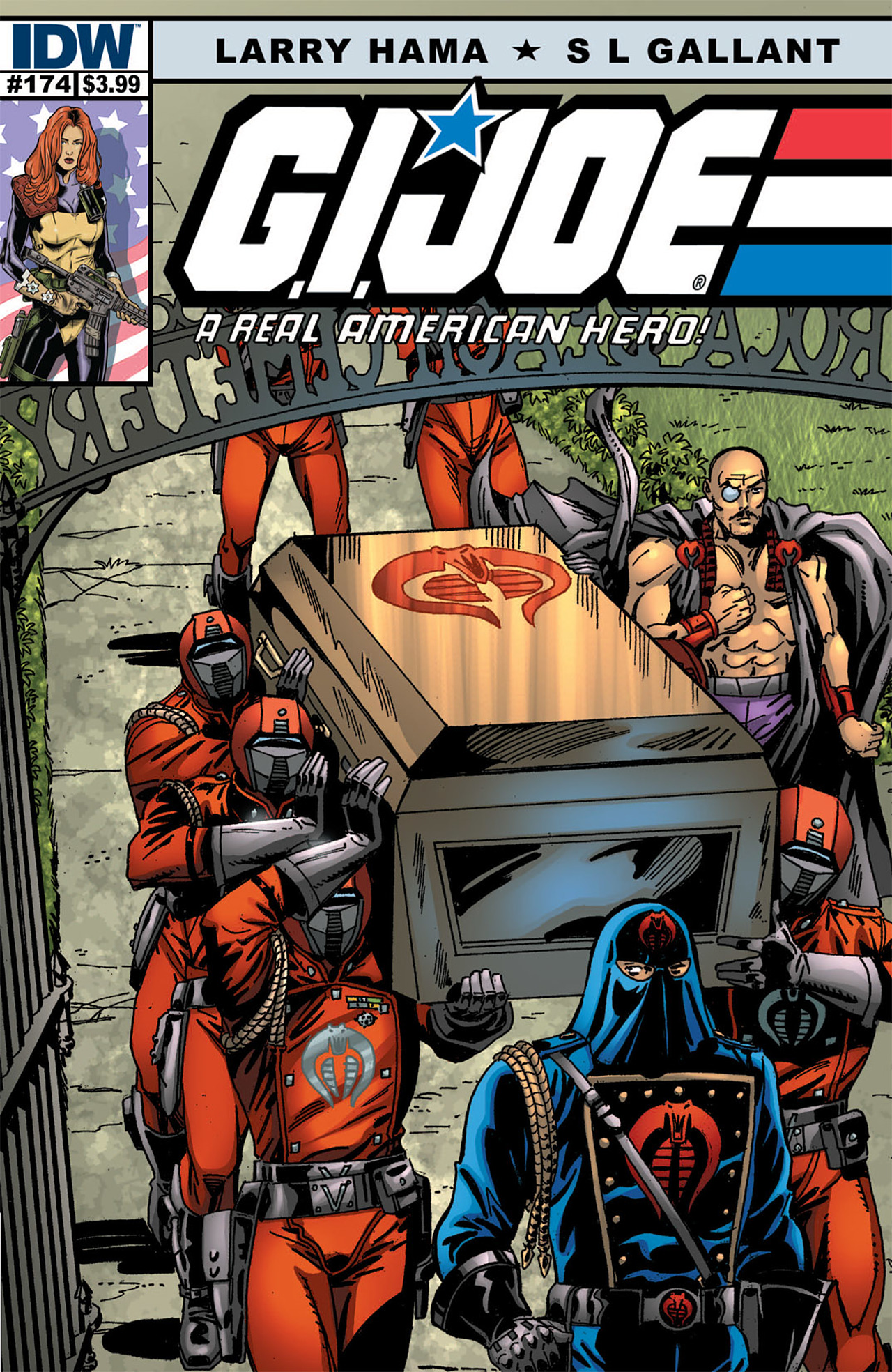 G.I. Joe: A Real American Hero 174 Page 2
