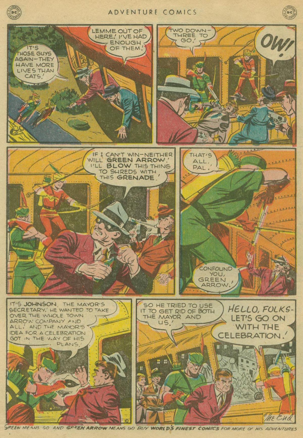 Read online Adventure Comics (1938) comic -  Issue #130 - 33