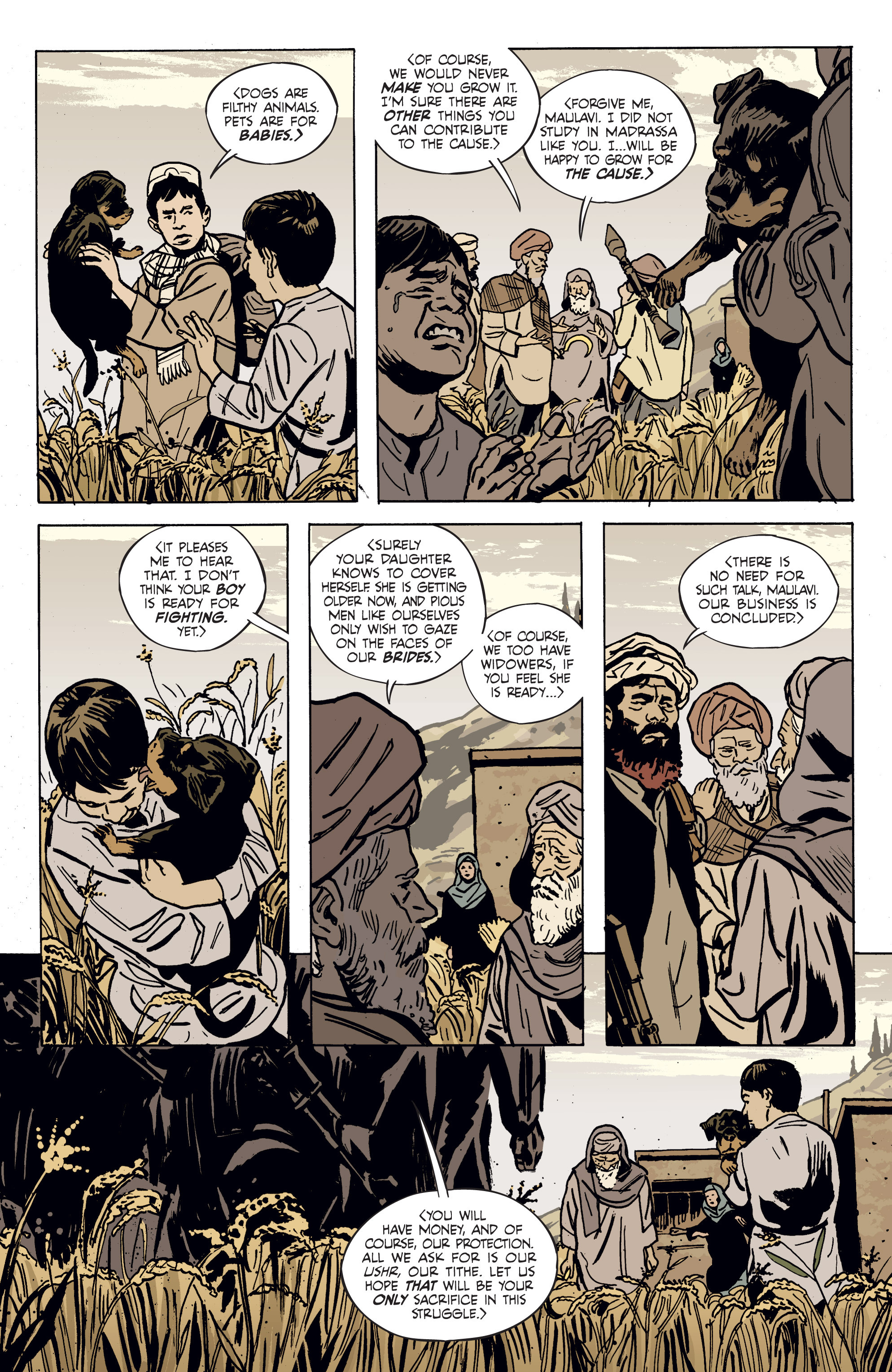 Read online Graveyard of Empires comic -  Issue # TPB - 45