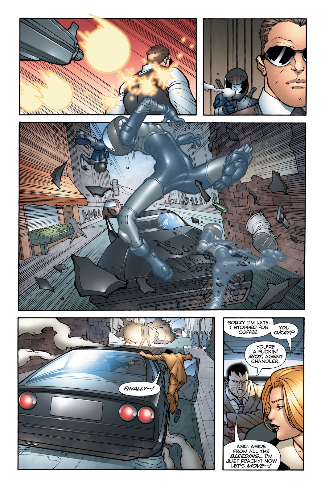 Wildcats Version 3.0 Issue #19 #19 - English 6