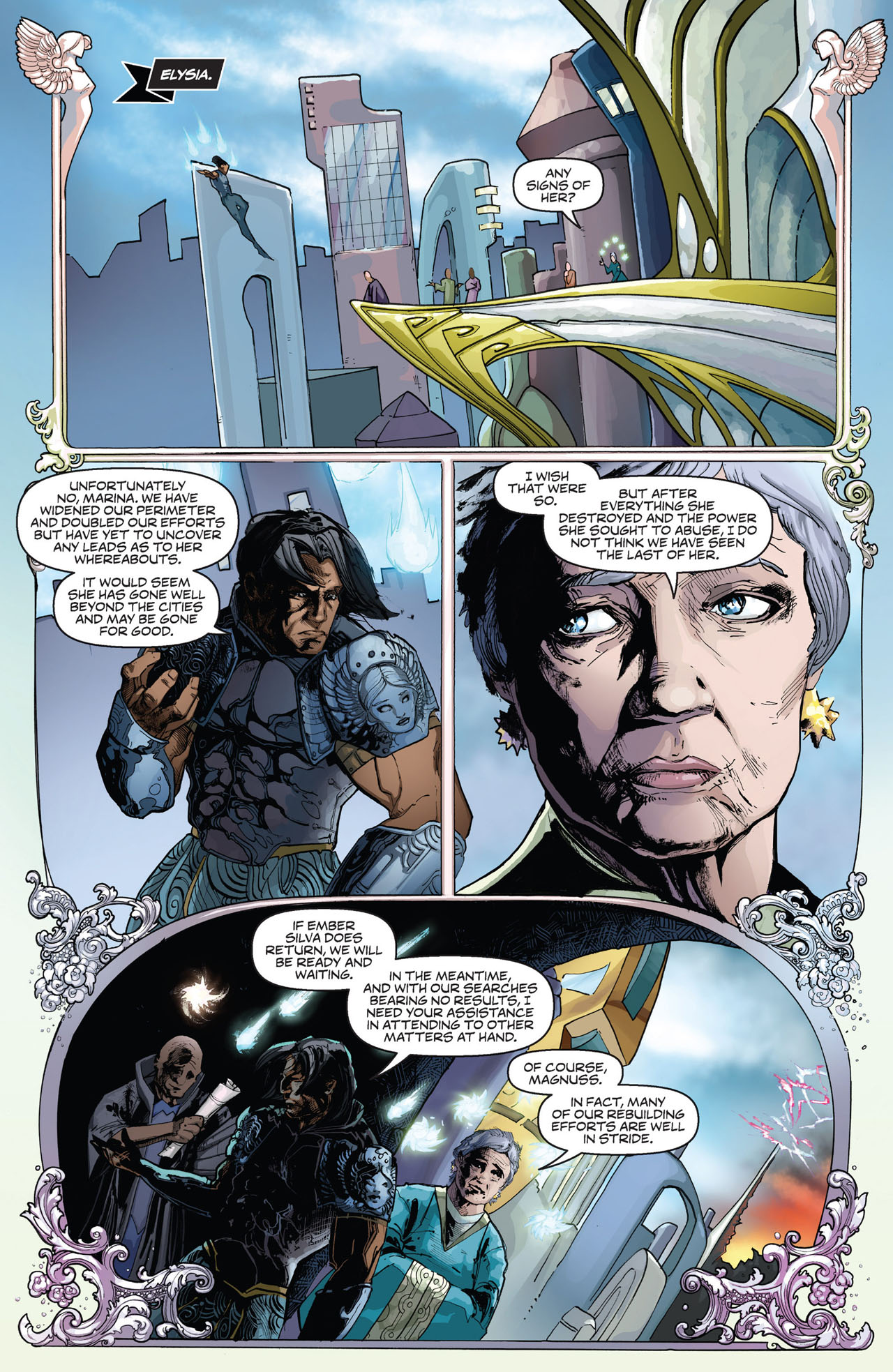 Read online Shrugged (2013) comic -  Issue #1 - 19