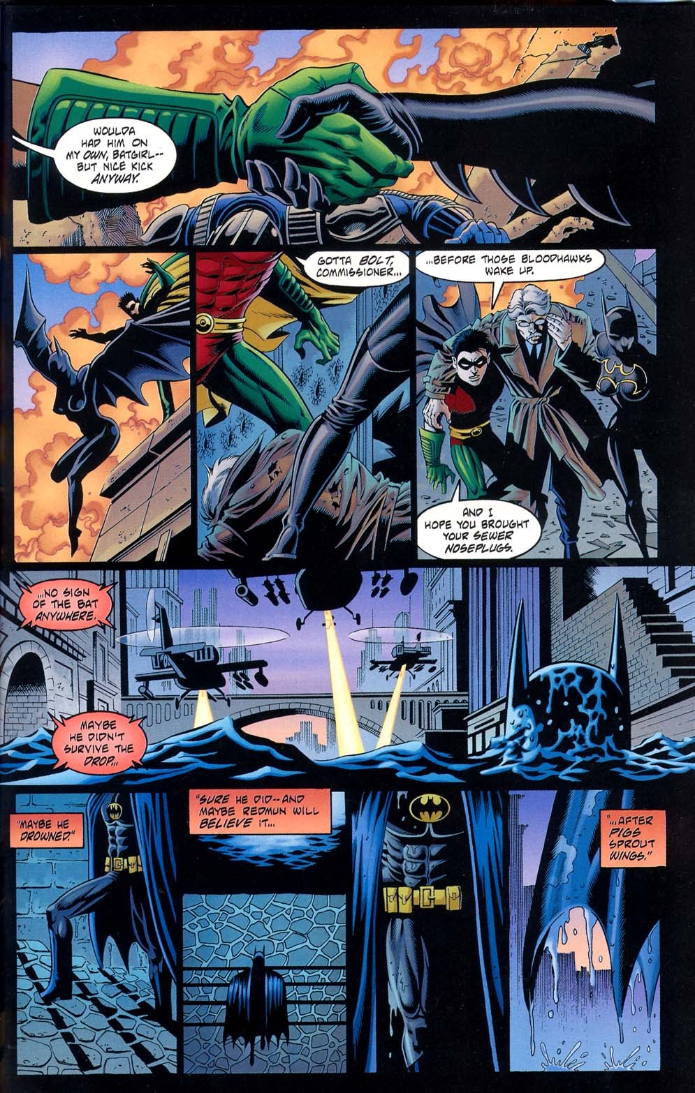 Batman: Outlaws issue 2 - Page 30
