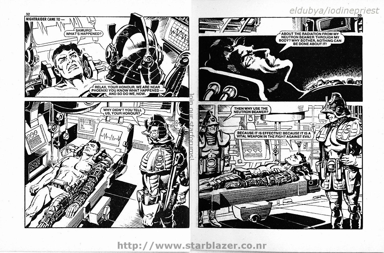 Starblazer issue 172 - Page 18