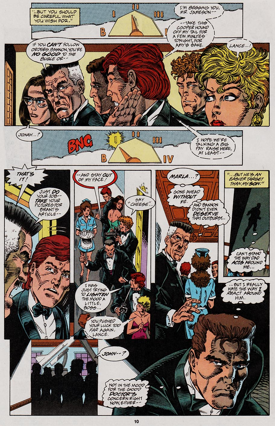 Web of Spider-Man (1985) Issue #113 #123 - English 8