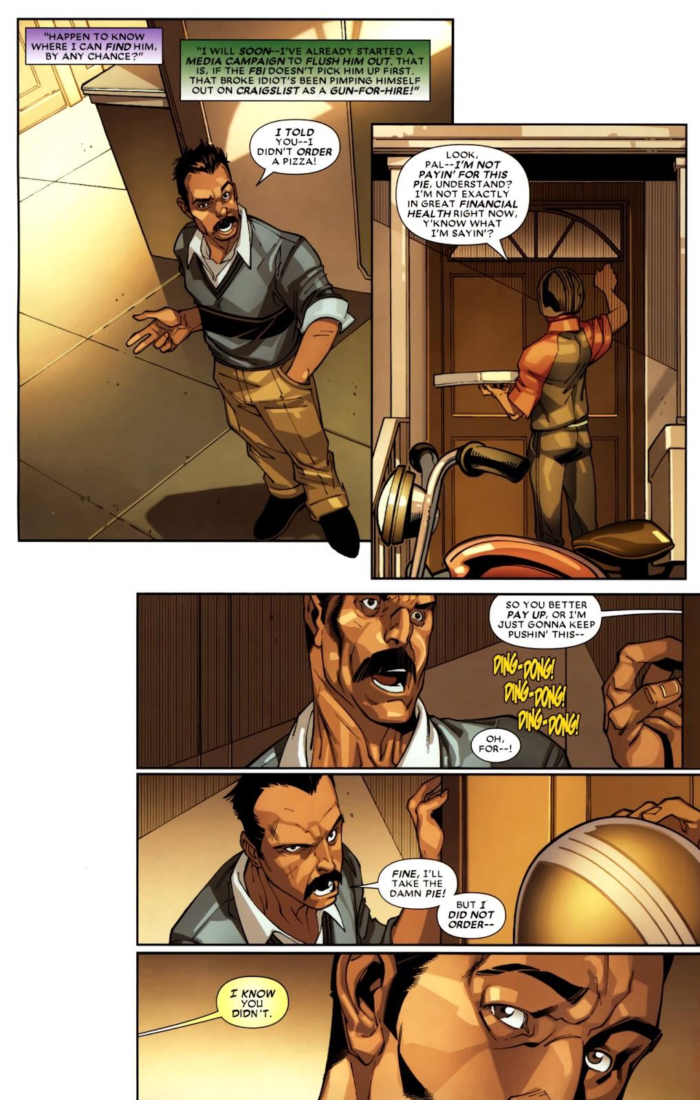 Read online Deadpool (2008) comic -  Issue #10 - 8