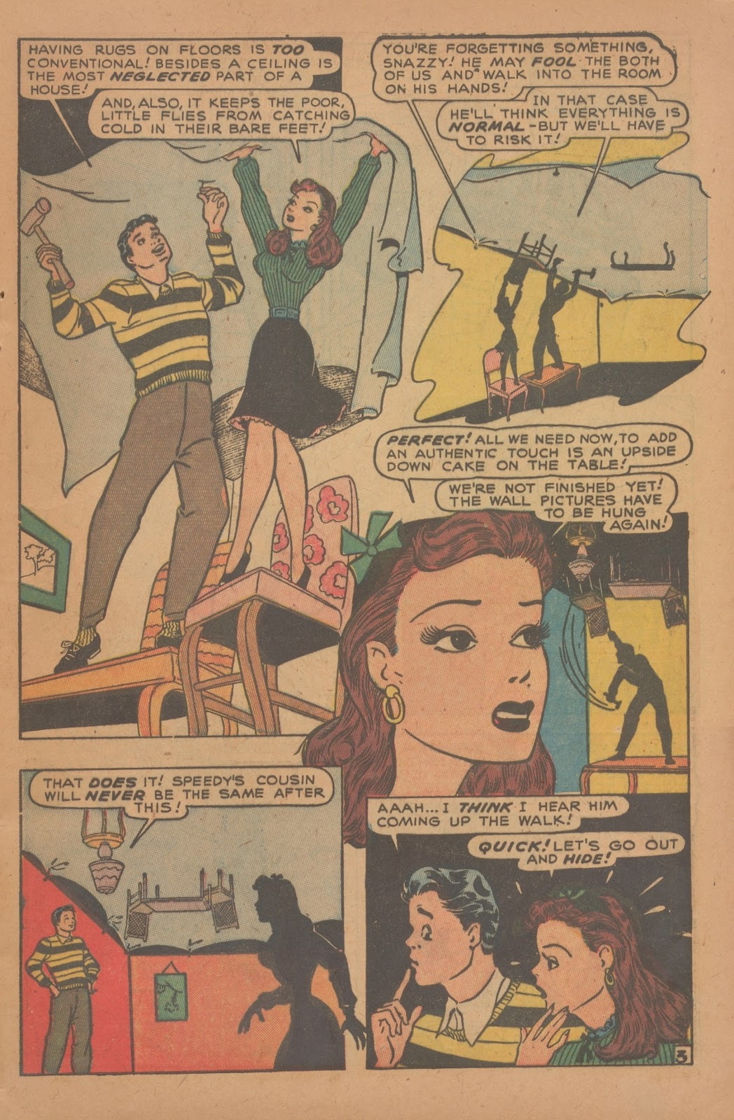 Read online Nellie The Nurse (1945) comic -  Issue #9 - 13