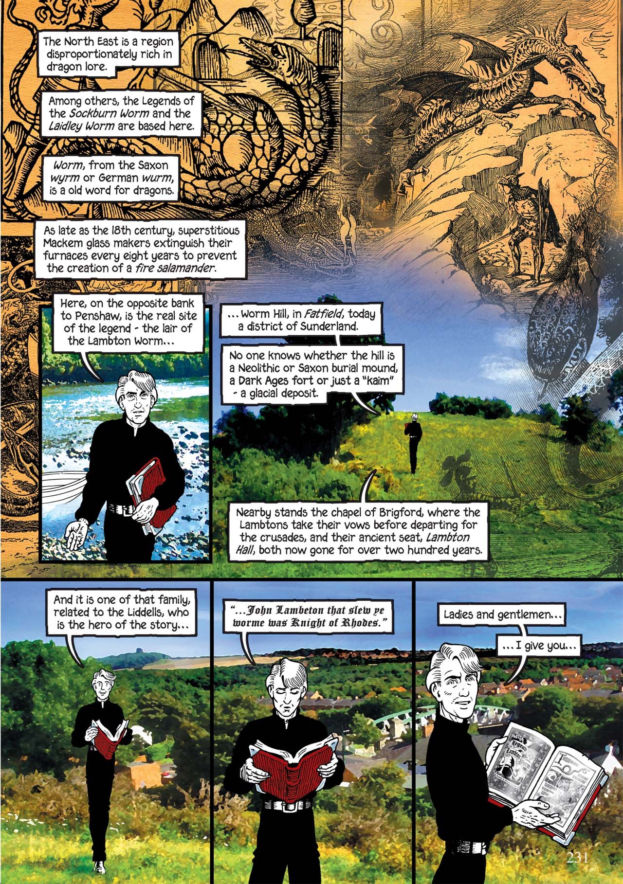 Read online Alice in Sunderland comic -  Issue # Full - 235