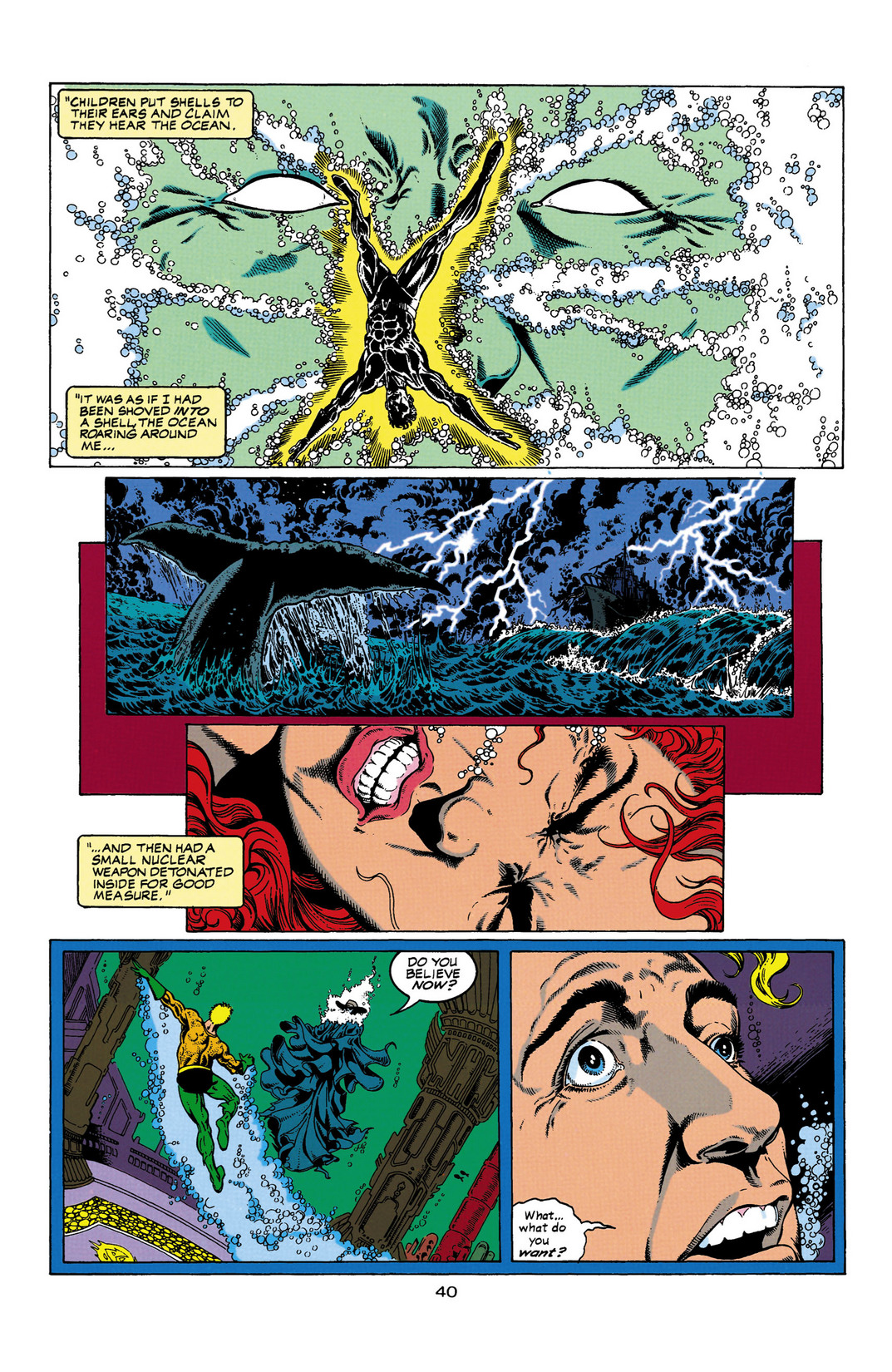 Read online Aquaman (1994) comic -  Issue #Aquaman (1994) _Annual 1 - 41