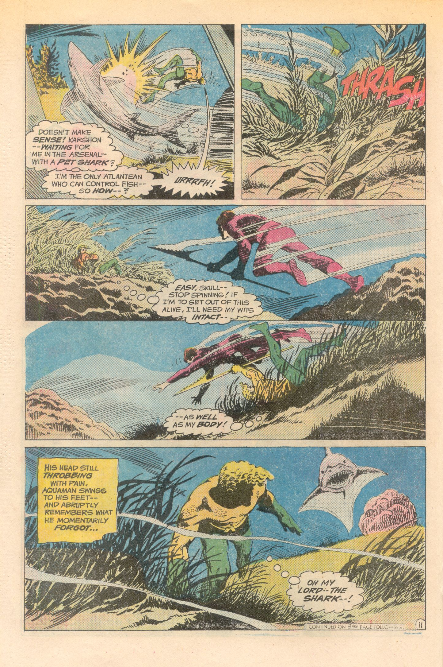 Read online Adventure Comics (1938) comic -  Issue #444 - 22