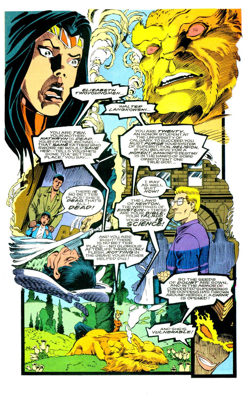 Read online Alpha Flight (1983) comic -  Issue #123 - 12