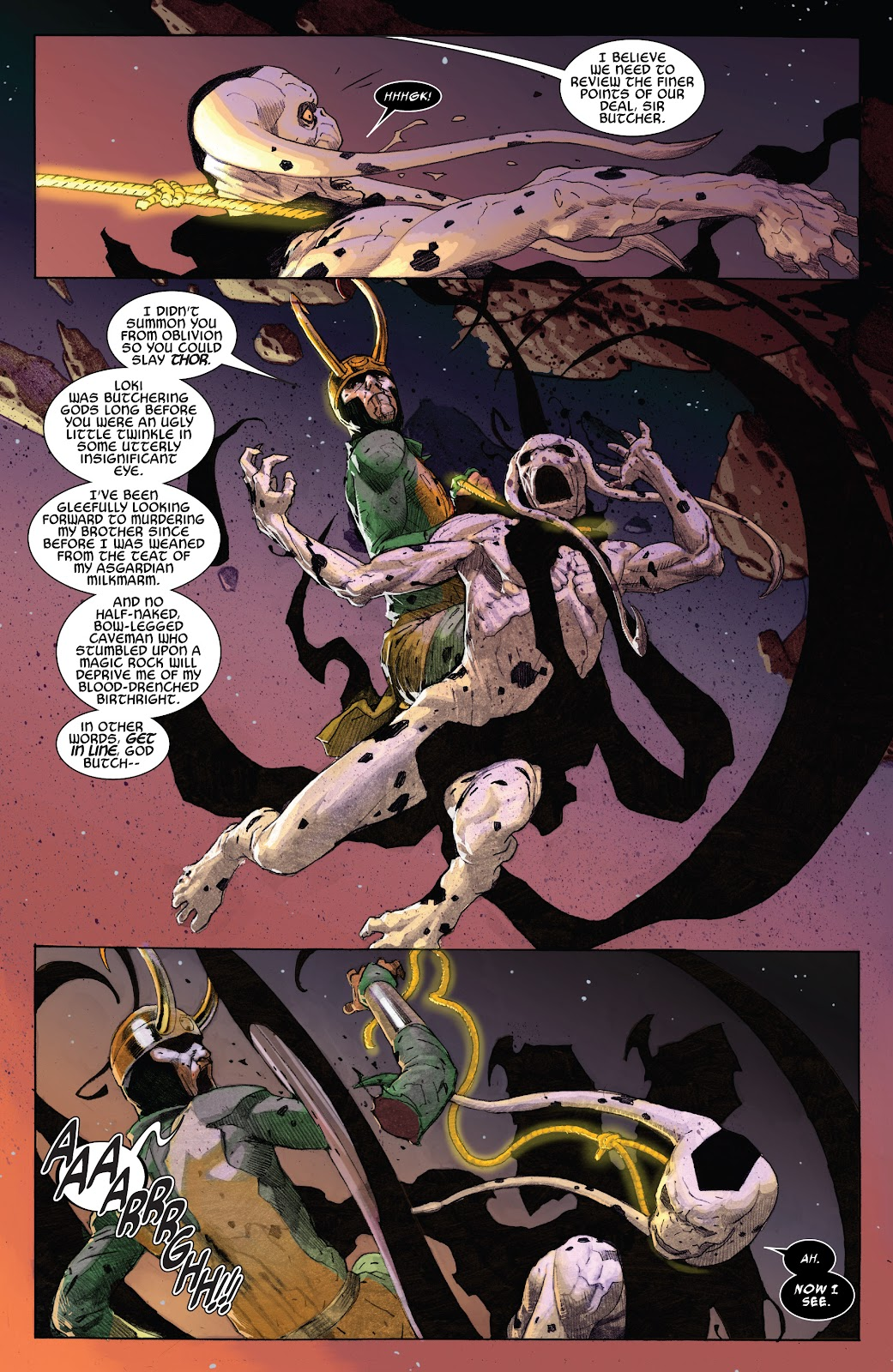 Read online King Thor comic -  Issue #2 - 17