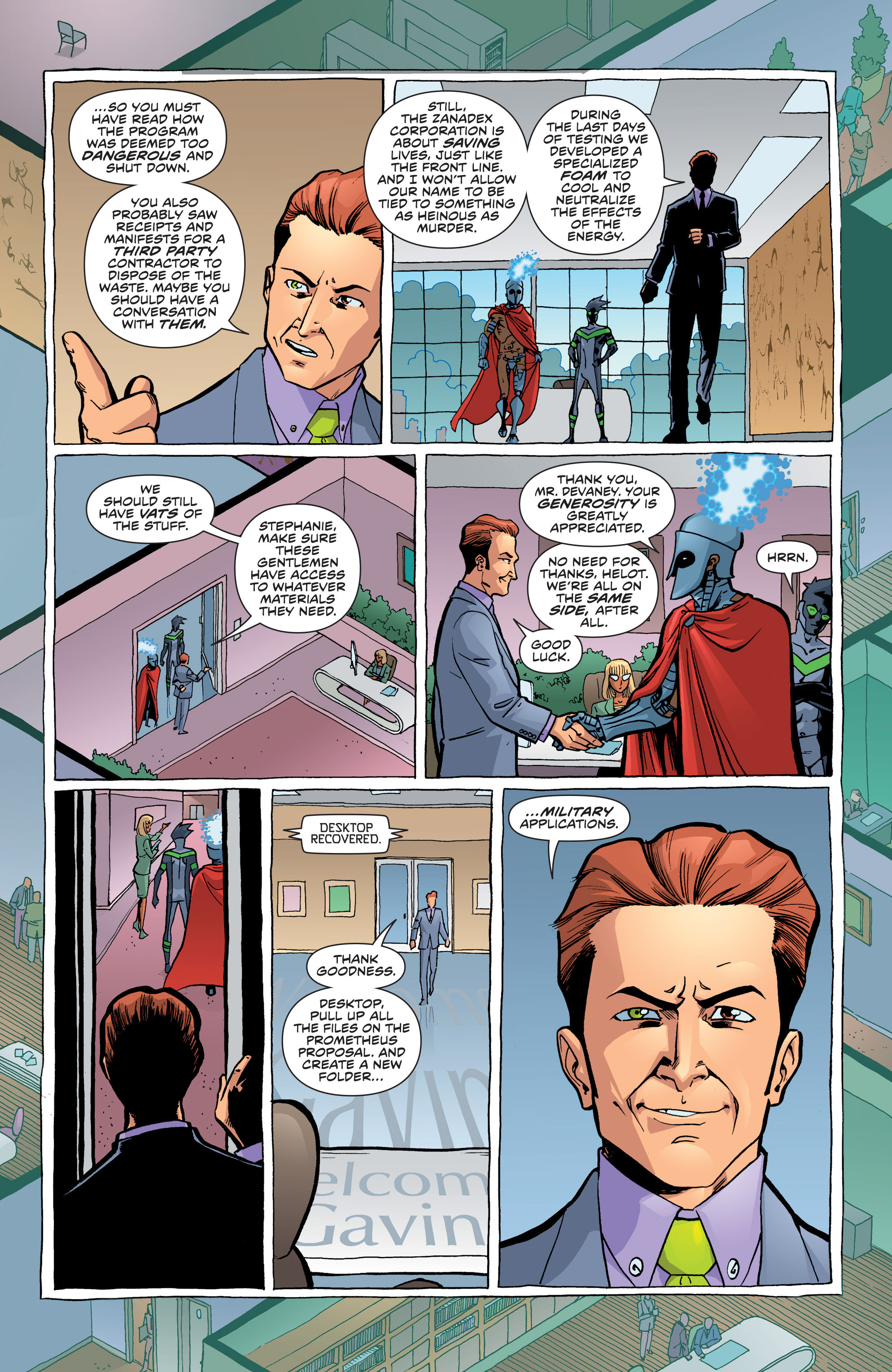 Read online Secret Identities comic -  Issue # _TPB - 66